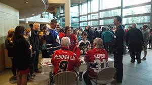 The Stanley Cup and NHL alumni Visit Yellowknife