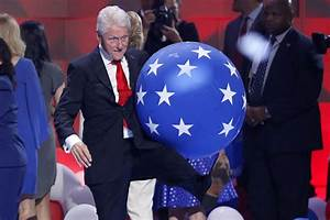 Bill Clinton's birthday bash proves the Clintons just can ...