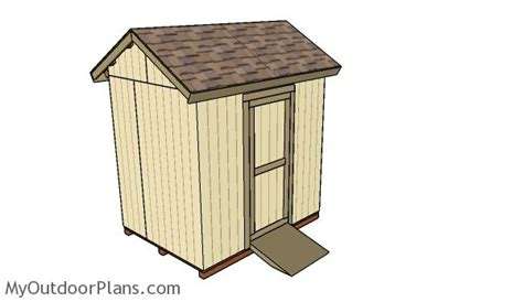 6x8 gable shed roof plans myoutdoorplans free woodworking plans and projects diy shed