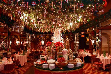5 Spots With The Most Overthetop Holiday Décor In Nyc