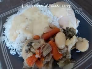 poule au riz poule au pot sauce poulette cuill 232 re gourmande