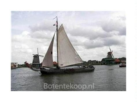 Woonschip Groningen by Groninger Tjalk Woonschip In Groningen Power Boats Used