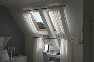 Vorhänge Für Dachfenster : 1001 ideen f r dachfenster gardinen und vorh nge haus pinterest dachfenster gardinen f r ~ Markanthonyermac.com Haus und Dekorationen