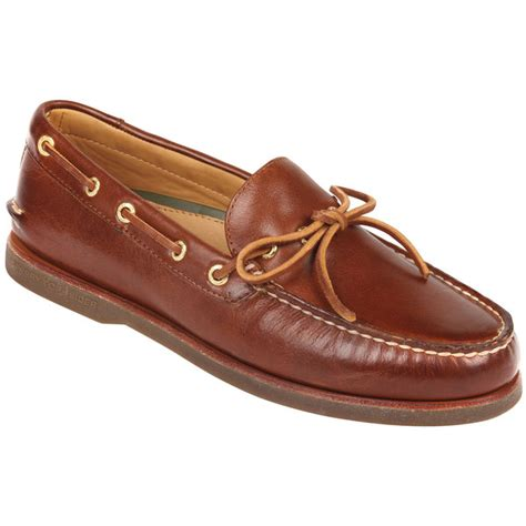 Men S Gold Cup Authentic Original 1 Eye Boat Shoe by Sperry Gold Cup Authentic Original 1 Eye Boat Shoes West