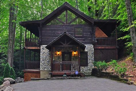 gatlinburg 1 bedroom cabin rental in gatlinburg tn