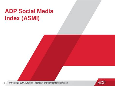 Adp Social Media Index  Ergebnisse Der 4 Umfrage (juli 2014
