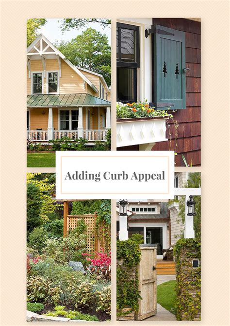 Musings By Candace Jean How To Add Curb Appeal With A
