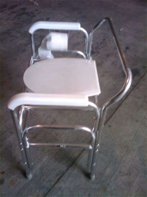 used convaquip 724 toilet chair for sale dotmed listing 806222