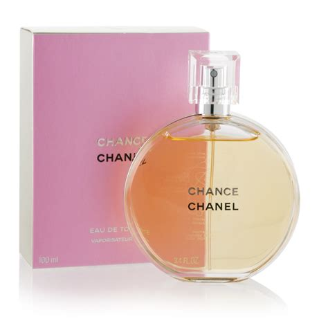 chanel chance eau de toilette 100ml s of kensington