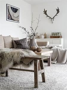 Neue Deko Ideen : dekoration herbst im wohnzimmer mxliving ~ Markanthonyermac.com Haus und Dekorationen