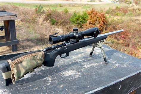 range sleeper the tikka t3x compact tactical rifle review gunsamerica digest