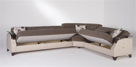 trento sectional sleeper sofa