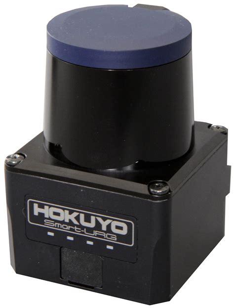 hokuyo ust 20lx scanning laser rangefinder robotshop