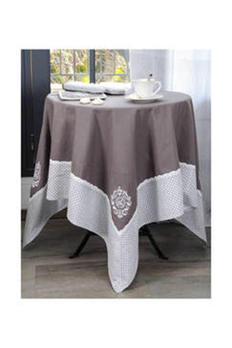 nappe set chemin de table toile cir 233 e nappe pas cher