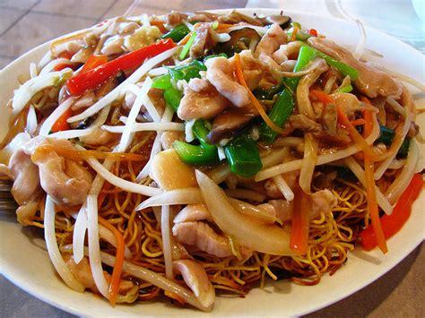 recette nouilles chinoises saut 233 es aux l 233 gumes et au