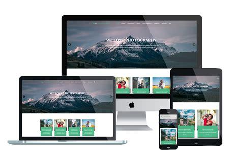 Top Free Templates Joomla by Top Best Free Joomla Image Gallery Photography Website