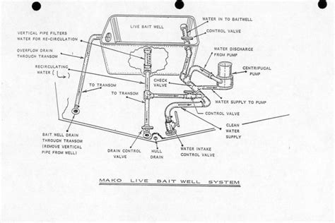 Triton Boat Livewell Pump by Triton Livewell Pumps Wiring Diagrams Repair Wiring Scheme