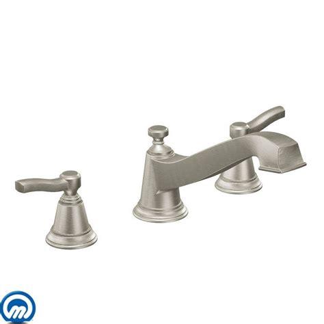 moen ts923 tub faucet build