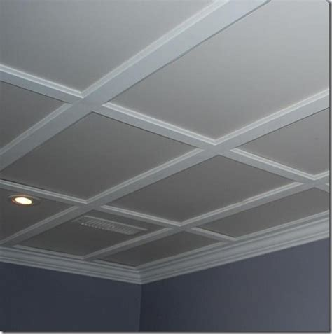 unique diy ceiling makeover ideas dropped ceiling ceiling and basements