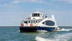 First Citywide Ferry boat on its way to New York City | am ...