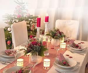 Esstisch Weihnachtlich Dekorieren : tisch festlich decken wohn design ~ Markanthonyermac.com Haus und Dekorationen