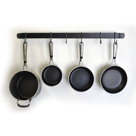 13 best images about hanging pots and pans on the hooks and hanging pots