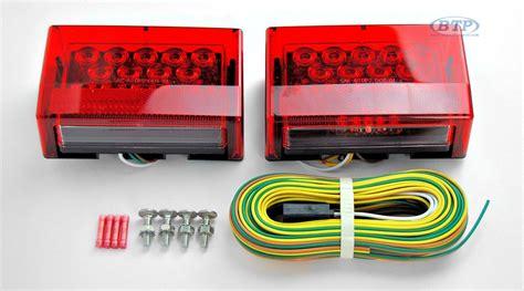 Boat Trailer Light Kit led submersible boat trailer light kit complete