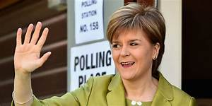 General Election Exit Poll Results Predict SNP And Nicola ...