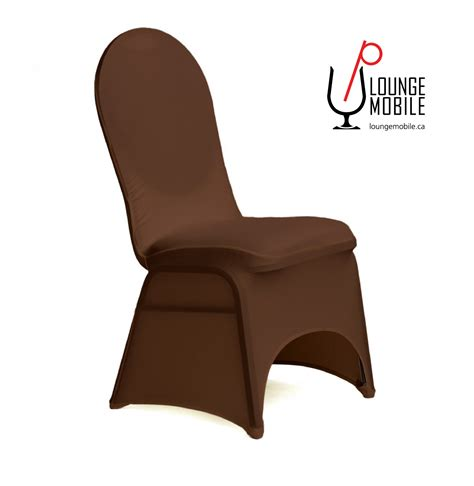 housse de chaise lycra chocolat housses de chaises les productions c 233 l 233 brason site officiel