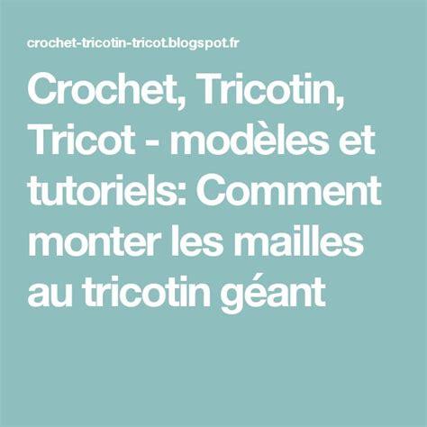 1000 id 233 es sur le th 232 me tricotin rond sur tricotin tricotin et tricoter