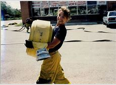 One of Tucson's first female firefighters wins sexual