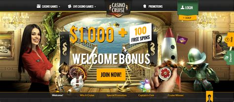 Casino Cruise Online Review by Casino Cruise Review 100 Up To Cad 200 100 Free Spins