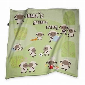 Kuscheldecke Für Baby : baby kuscheldecke mit namen bedrucken ~ Markanthonyermac.com Haus und Dekorationen