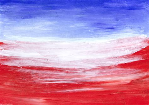 Red, White And Blue Art  Google Search  Art Abstract