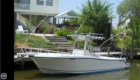 Mako Offshore Boats For Sale by 1996 Used Mako 282 Offshore Center Console Fishing Boat