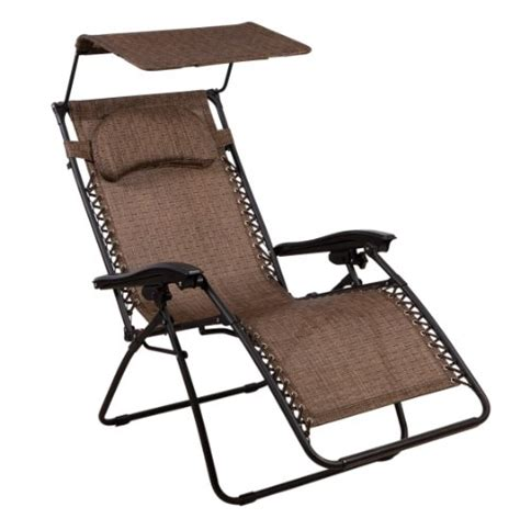 oversized zero gravity chair with canopy outdoorandabout