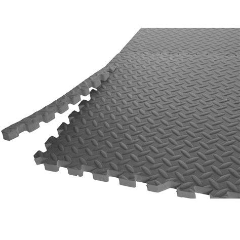 cap barbell puzzle mat 6 protective flooring canada