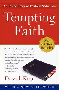 Tempting Faith | Book by David Kuo | Official Publisher ...