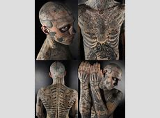 Zombie Boy Avant Tattoo Tattooart Hd