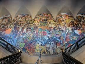 the national palace or palacio nacional diego rivera murals mexico city d f m 233 xico travels