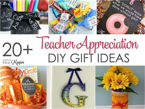20 Diy Teacher Appreciation Gifts Diy Ejuice Tips And Tricks Collar For Dogs Clever Costumes Guys Spray Paint Stencils Build Cat Tent Drawer Dividers Balsa Wood Presents Valentines Day Baby Mobile Tutorial