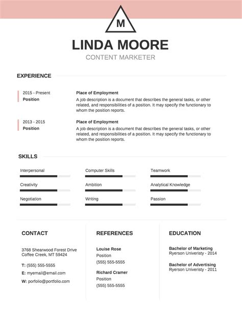 Infographic Resume Template  Venngage. What Is An Objective In A Resume. Keywords To Use In Resume. Cna Resume Description. I Ve Attached My Resume. Special Skills For Acting Resume. Stay Home Mom Resume Sample. Hvac Resume Samples. Resume Of Informatica Developer