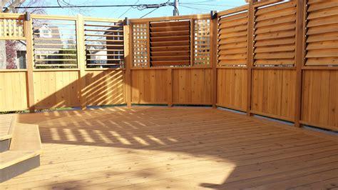 sur un patio neuf teinture translucide ou opaque le de probois
