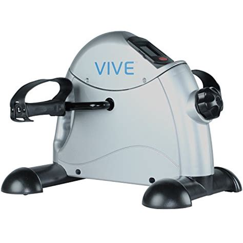 Pedal Exerciser Desk by Pedal Exerciser By Vive Best Portable Exercise