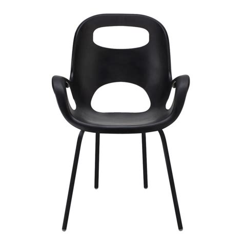 oh chair armchair by karim rashid for umbra