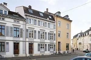 Stadthaus Ag Basel : umbau wohn und gesch ftshaus in basel schweizer baudokumentation ~ Markanthonyermac.com Haus und Dekorationen