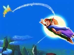 Peter Pan Fee Clochette HD Wallpaper for Mac - Cartoons ...