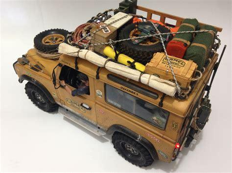 Land Rover Camel Trophy Cc01 Tamiya Rc Crawler  For Rc