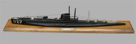 Toy U Boat by Toys And Models U Boat U 27 Canada And The First World War