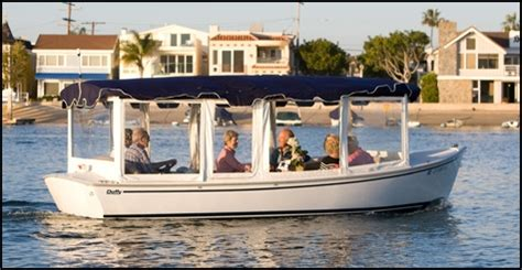 Duffy Boat Rental Deals Newport Beach by Voice Daily Deals 45 For A 1 Hour Duffy Boat Rental For
